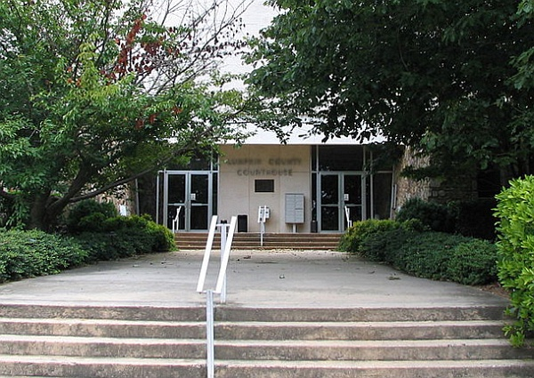 Lumpkin Count  Courthouse