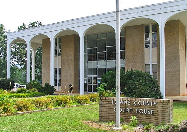 Towns County Courthouse