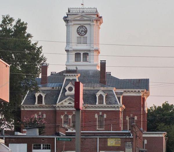 Walton County Courthouse