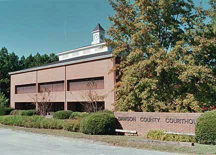 Dawson Count Courthouse