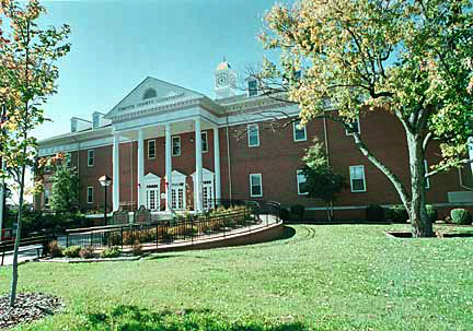 Forsyth County Courthouse