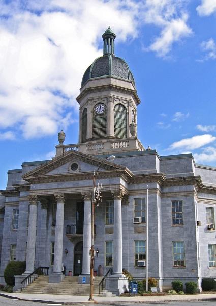 Murphy Courthouse, Cherokee Co. NC