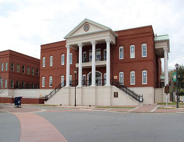 Gilmer County Court House